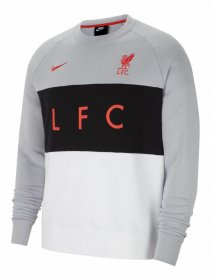 NIKE Bluza Liverpool FC Air Crew Fleece