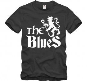 Koszulka Kibica Chelsea The Blues